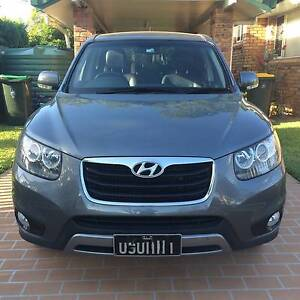 2012 Hyundai Santa Fe Wagon Sunnybank Hills Brisbane South West Preview