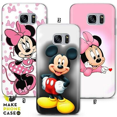Mouse Kid Case Cover Galaxy S10 S9 S8 S7 S6 A J Modell (Mickey Mouse Kid)