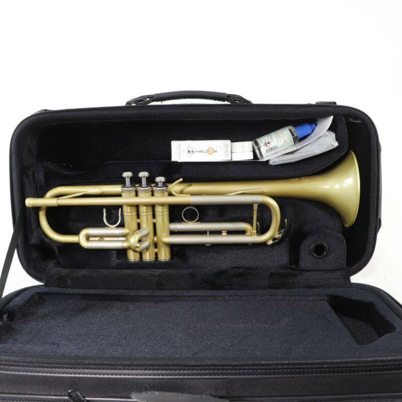Blessing Model BTR-1460M Intermediate Bb Trumpet in Matte Finish BRAND NEW