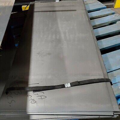 12 X 24 - 18 Gauge Steel Sheet Metal Craft Art Auto Magnetic Corrosion Resist
