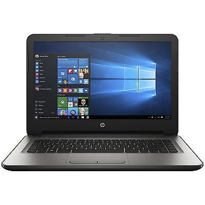 HP 14-AN010NR 14 Laptop  AMD E-Series Dual Core 4GB RAM 32GB eMMC Win 10