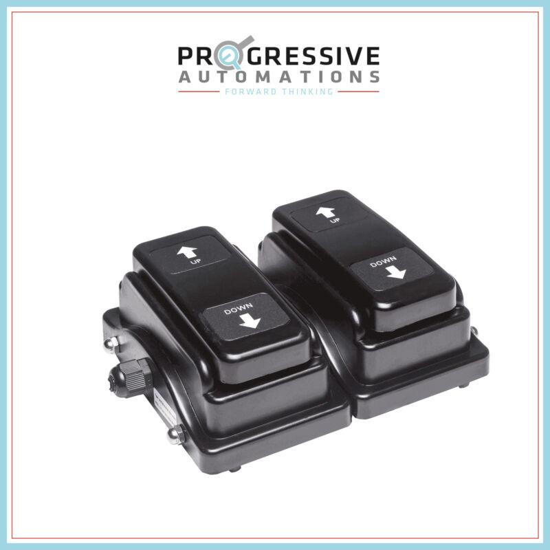 Linear Actuator - Foot Control  - Progressive Automations