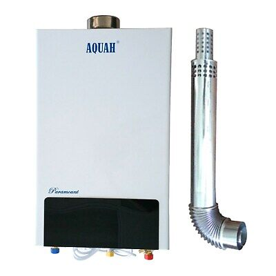 AQUAH® PARAMOUNT DIRECT VENT NATURAL GAS TANKLESS WATER HEATER 16L / 4.3 GPM