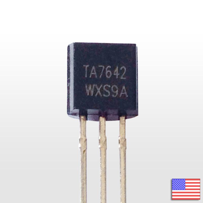 5x 5pcs TA7642 Single Chip AM Radio IC 7642 TO-92 - US Seller - Fast Shipping