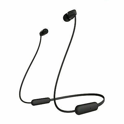 Sony WI-C200 In-Ear Wireless Headphones - Black 1453065 R