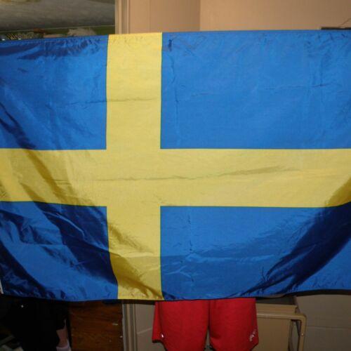 Sweden Flag 3x5