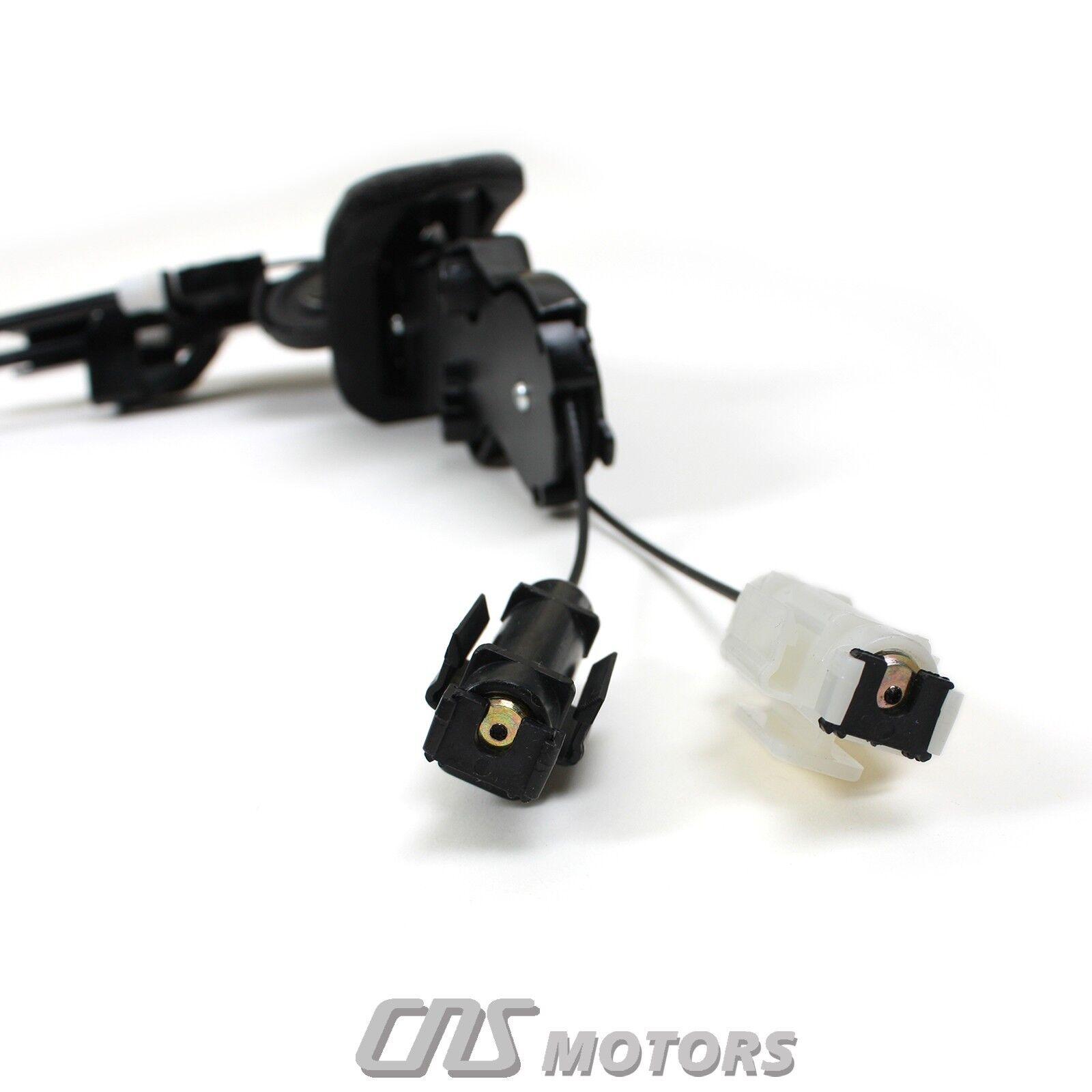 Power Sliding Door Cable Kit Driver Passenger Rh Lh For 04 10