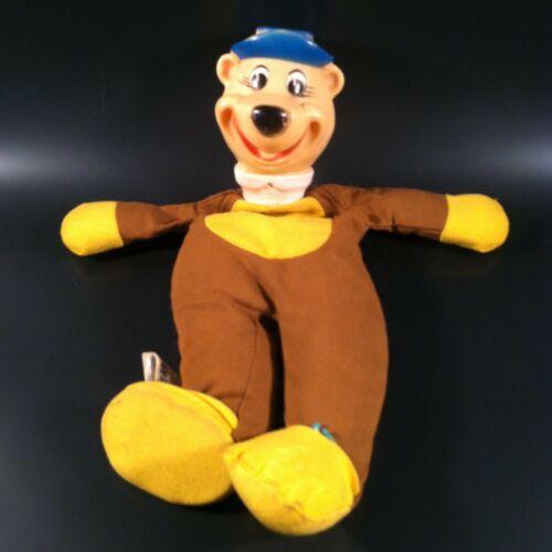 Vintage Yogi Bear Marionette Puppet Hanna Barbara Knickerbocker Toys