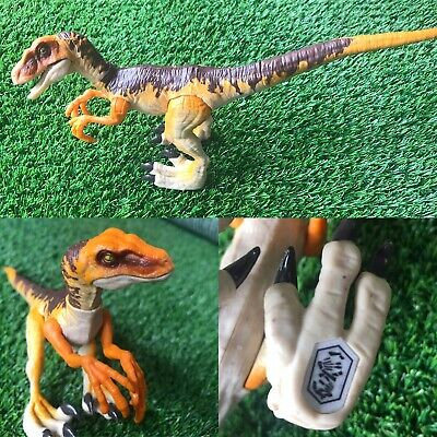 Jurassic Park World Legacy Collection Velociraptor Toy Figure Dinosaur Raptor