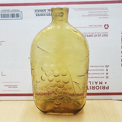 Vintage Amber Yellow Gold Transparent 11