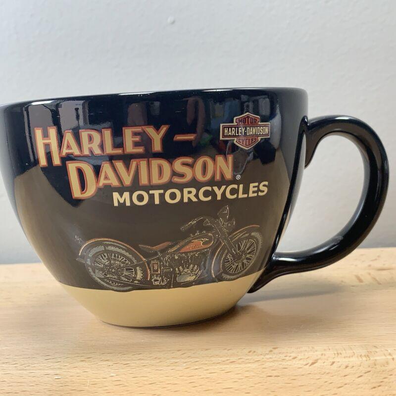 Harley-Davidson Fat Boy Mug Cafe Racer 2004