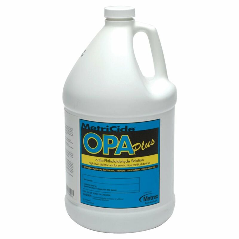 MetriCide OPA Plus OPA High-Level Disinfectant 1 gal. 1 Ct