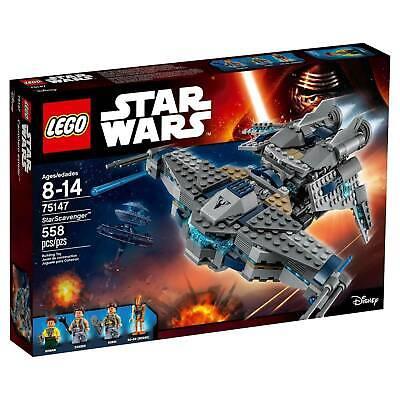 LEGO Star Wars STARSCAVENGER Building Set 75147 Retired FACTORY SEALED NEW