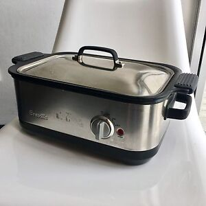 Breville Slow Cooker Woollahra Eastern Suburbs Preview