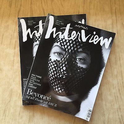 Interview Magazine Germany Dutschland January Januar 2015 Beyonce