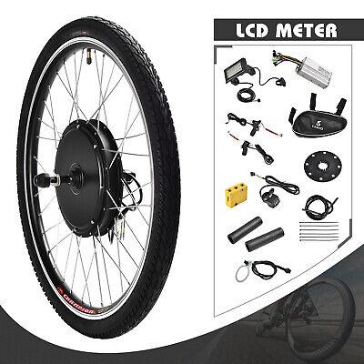 36/48V Electric Bicycle Front/Rear Wheel E-bike Conversion Kit Cycling Motor -