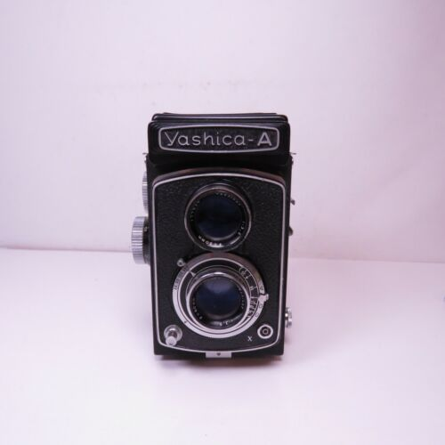 Vintage Antique Yashica A Camera Works
