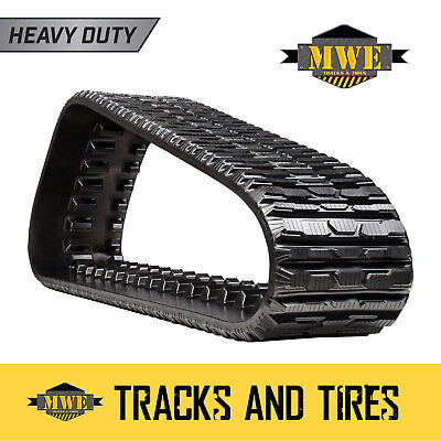 Fits Asv Rc-50 - 15 Mwe Multi-bar Pattern Ctl Rubber Track
