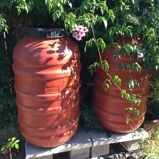 220 Litre Plastic Barrel (Food Graded)