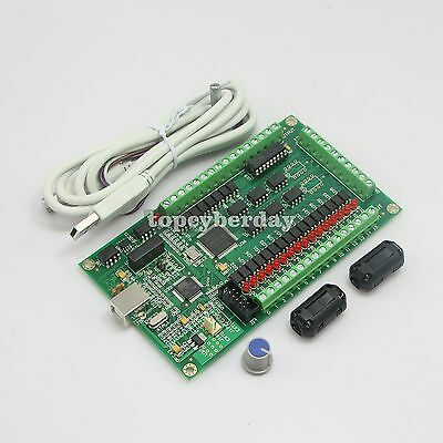 3 Axis Cnc Usb Card Mach3 200khz Breakout Board Interface For Cnc Router