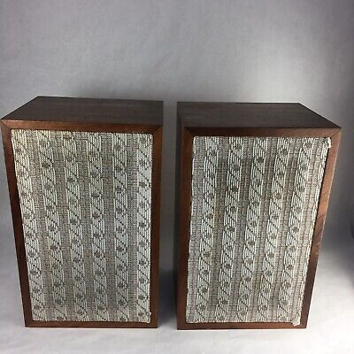 Speakerlab 3770 Vintage Bookshelf Speakers