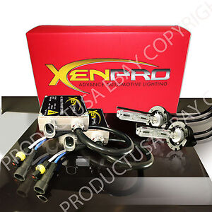 55W 55 WATT AC XENON HID LIGHTS CONVERSION KIT 6000K H11 H13 H16 9003 9004 8k h1