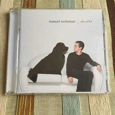 Manuel Rocheman - Alone at Last CD Jazz *RARE*SEALED*