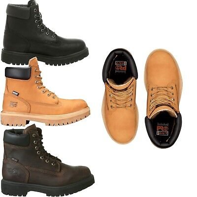 NEW Men's Timberland PRO Direct Attach 6'' Soft Toe Work Boots 200G Insulated WP 200g Insulated Work Boots