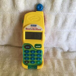 VTech Count 'n Call Phone