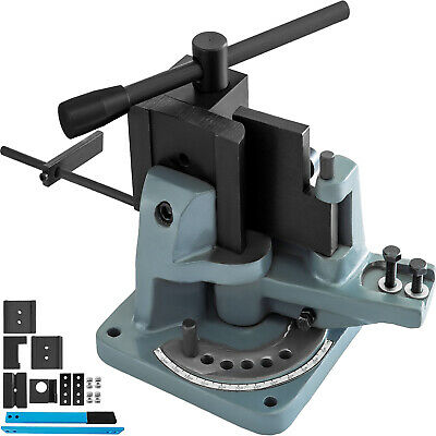 Ub-100 Universal Bender Metal Bending Machine For Cast-iron Hotcold Metal Bar