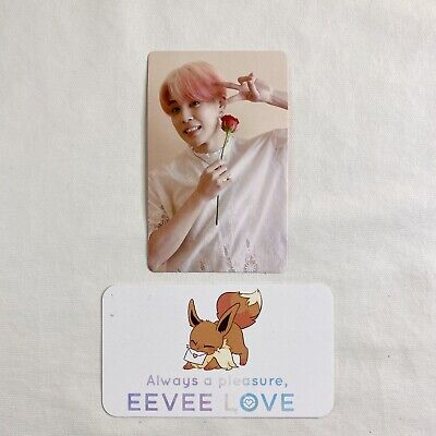 BTS Memories of 2019 JIMIN official DVD photo card   Photocard Only - Us seller