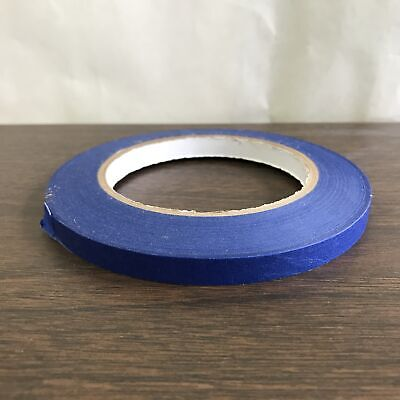 Produce Tape 38 X 60yd Bag Sealing Tape Blue