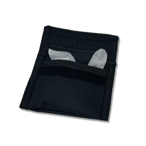 Duty Belt Disposable Nylon Glove Pouch for Police Firefighter/EMT/Paramedic