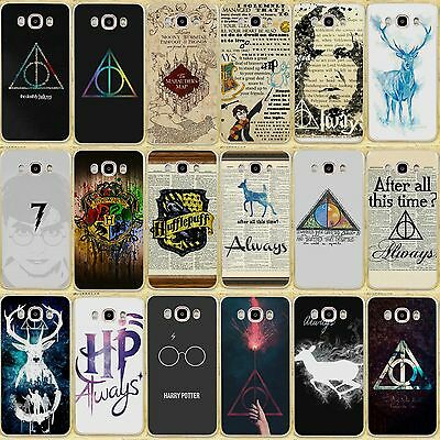 Harry Potter After All This Time Always case cover for Samsung J3 J4 J6 J8 (Harry Potter After All This Time Always)