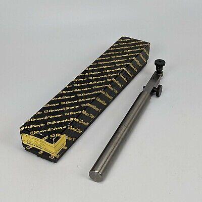 Brown Sharpe 599-7808 Dial Indicator Holding Rod - Nos Fine Adjust