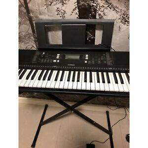 Yamaha PSR-E363 Portable Keyboard package