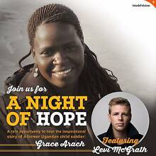 A Night of Hope Burwood East Whitehorse Area Preview