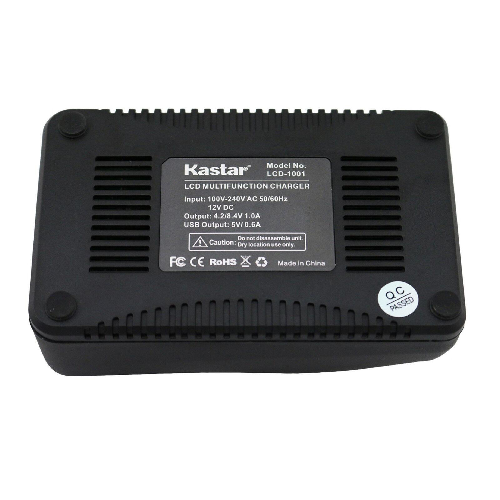 Купить Kastar Gopro3 AHDBT-302 - Kastar Battery Charger GoPro HD HERO3 HERO3+ GoPro AHDBT-201 AHDBT-301 AHDBT-302