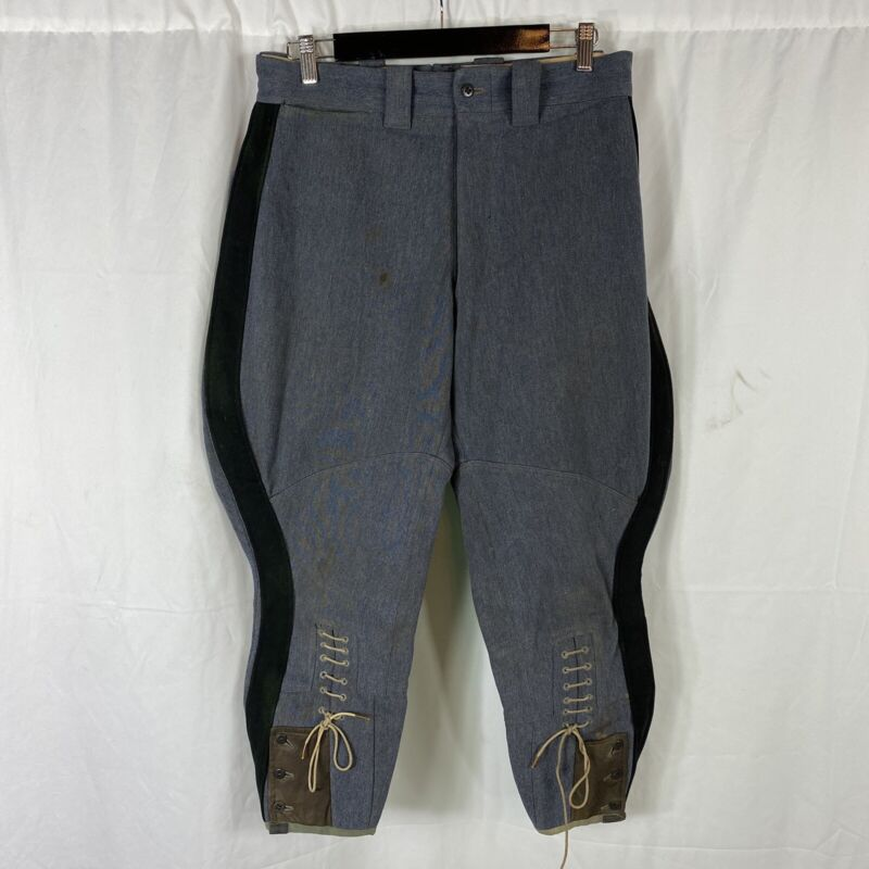Vintage 1916 US Army Cadet Breeches Trousers