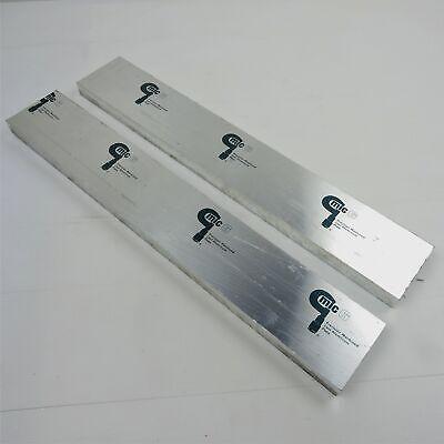 1 Thick Cast Aluminum Mic-6 Alcoa Plate 4.75 X 22.4375 Qty 2 Sku180182