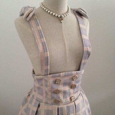 Jnorii Bobon21 Suspender Skirt Kawaii Japanese Gyaru Japan Fashion #16787