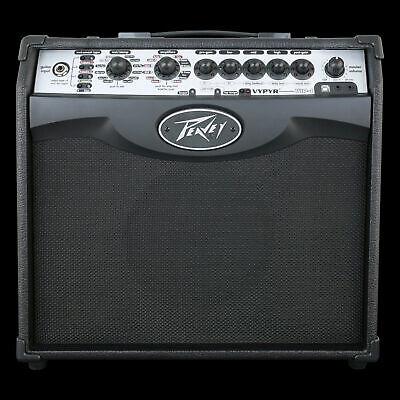 "Peavey Vypyr VIP 1 Combo Amp 1x8"" 20-Watt Guitar Amplifier"