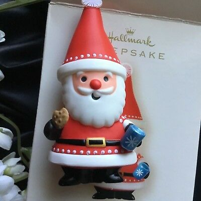 Hallmark Keepsakes Christmas Ornament - Cookies And Cocoa For Santa - In Box (Boxes For Christmas Cookies)