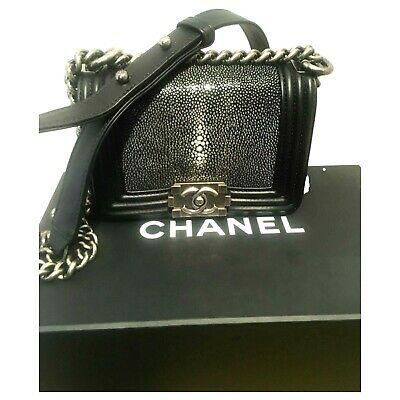 100% Authentic CHANEL  MINI  BOY Women's Bag Limited Edition  New!