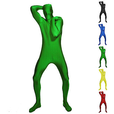 Erwachsene Unisex Ganzkörperanzug Second Skin Suit Ganzkörperkostüm Zweite - Kostüm Haut