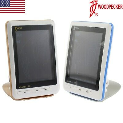 100 Woodpecker Dental Apex Locator Electronic Lcd Endodontic Woodpex Iii Golden