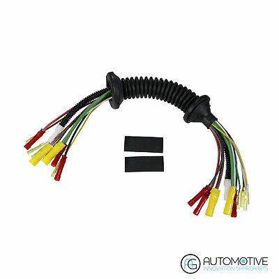 Cable Loom Hecklappe Repair Set Fiat Doblo 263