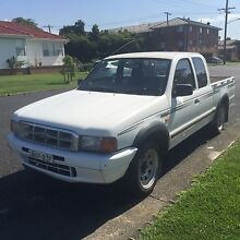 2000 Ford Courier Kotara South Lake Macquarie Area Preview