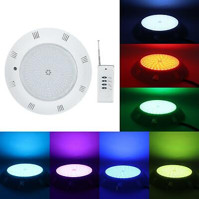 Pond Light 35W 460LED Wall Light Remote Control Colorful Underwater Wall Light