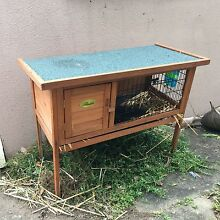 Wooden rabbit hutch Hornsby Hornsby Area Preview
